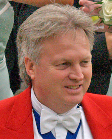 Corporate toastmaster Richard Palmer based in Essex